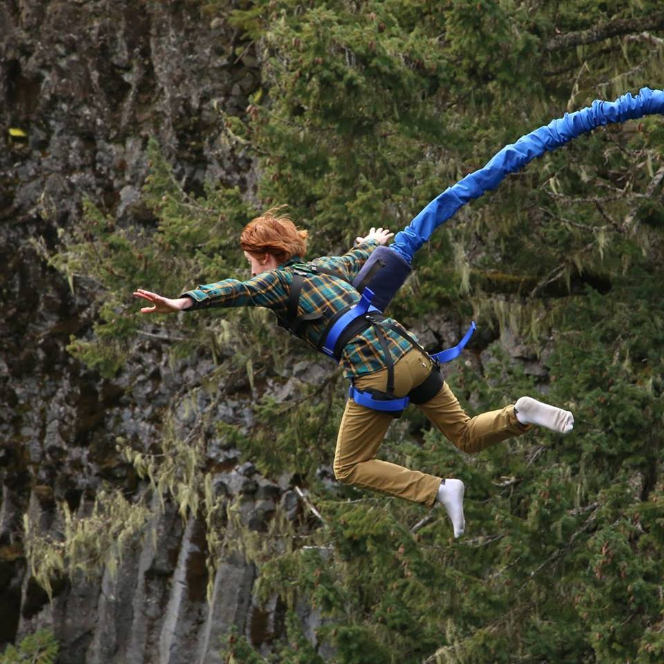 Whistler bungee