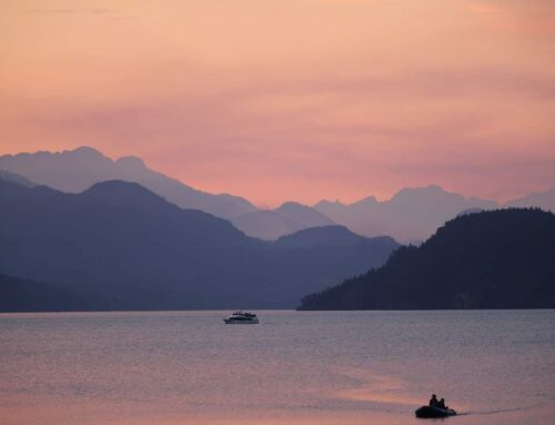 Vacation Rental Management in Harrison Hot Springs