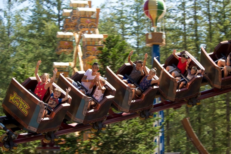 cultus lake amusement park