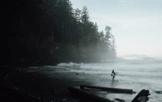 Ucluelet Beach, Pacific Rim