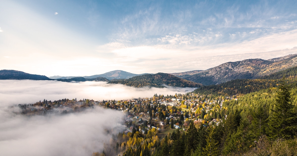 airbnb in rossland bc