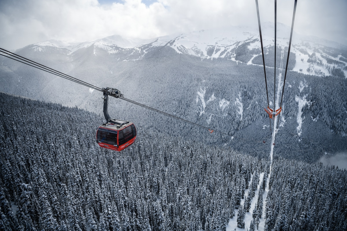 Airbnb property management services in Whistler
