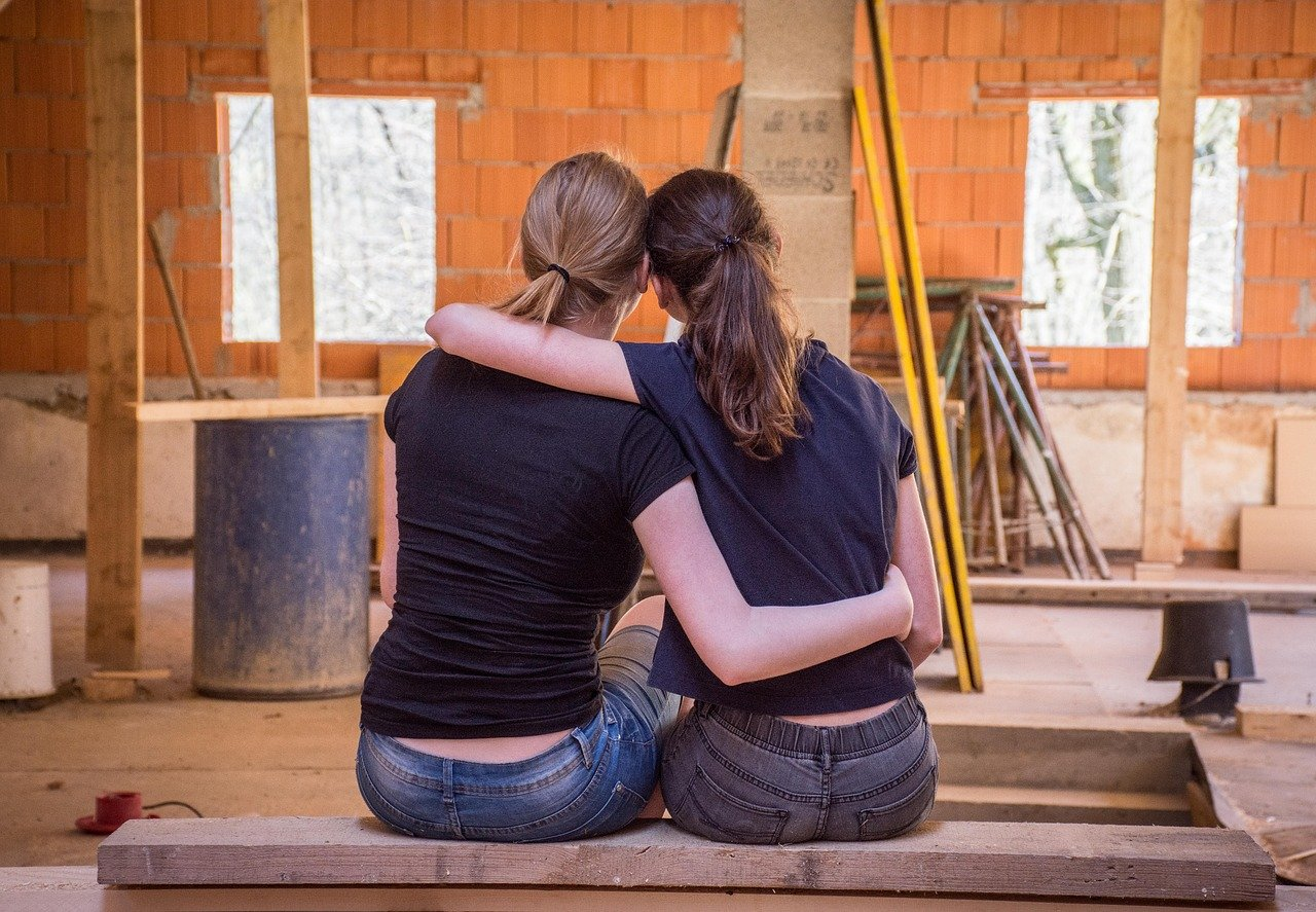 DIY Renovation Girlfriends