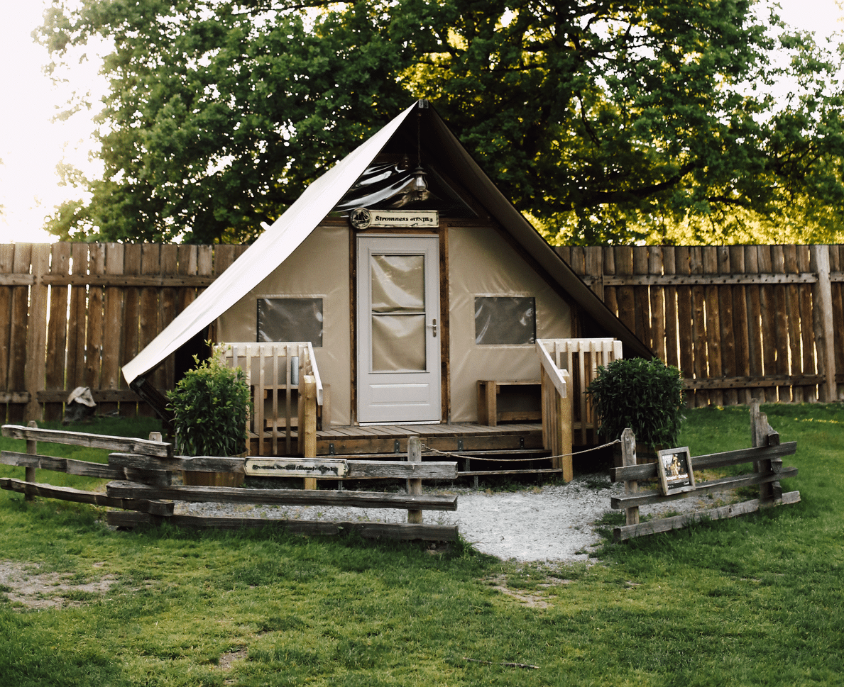 FORT LANGLEY vacation rentals