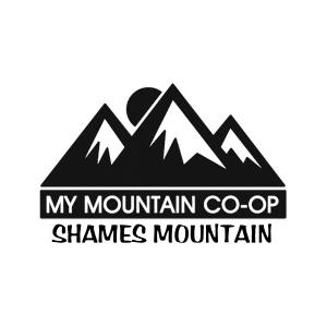 Shames Mountain Logo