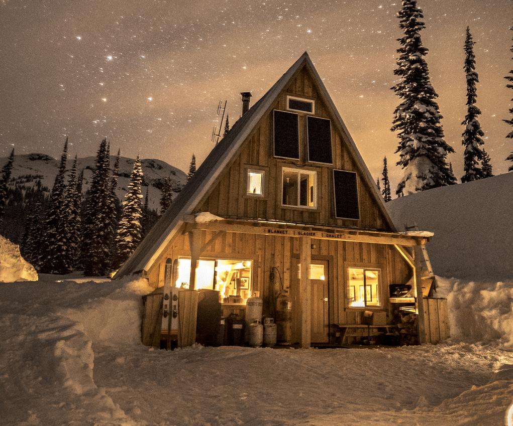 airbnb in revelstoke