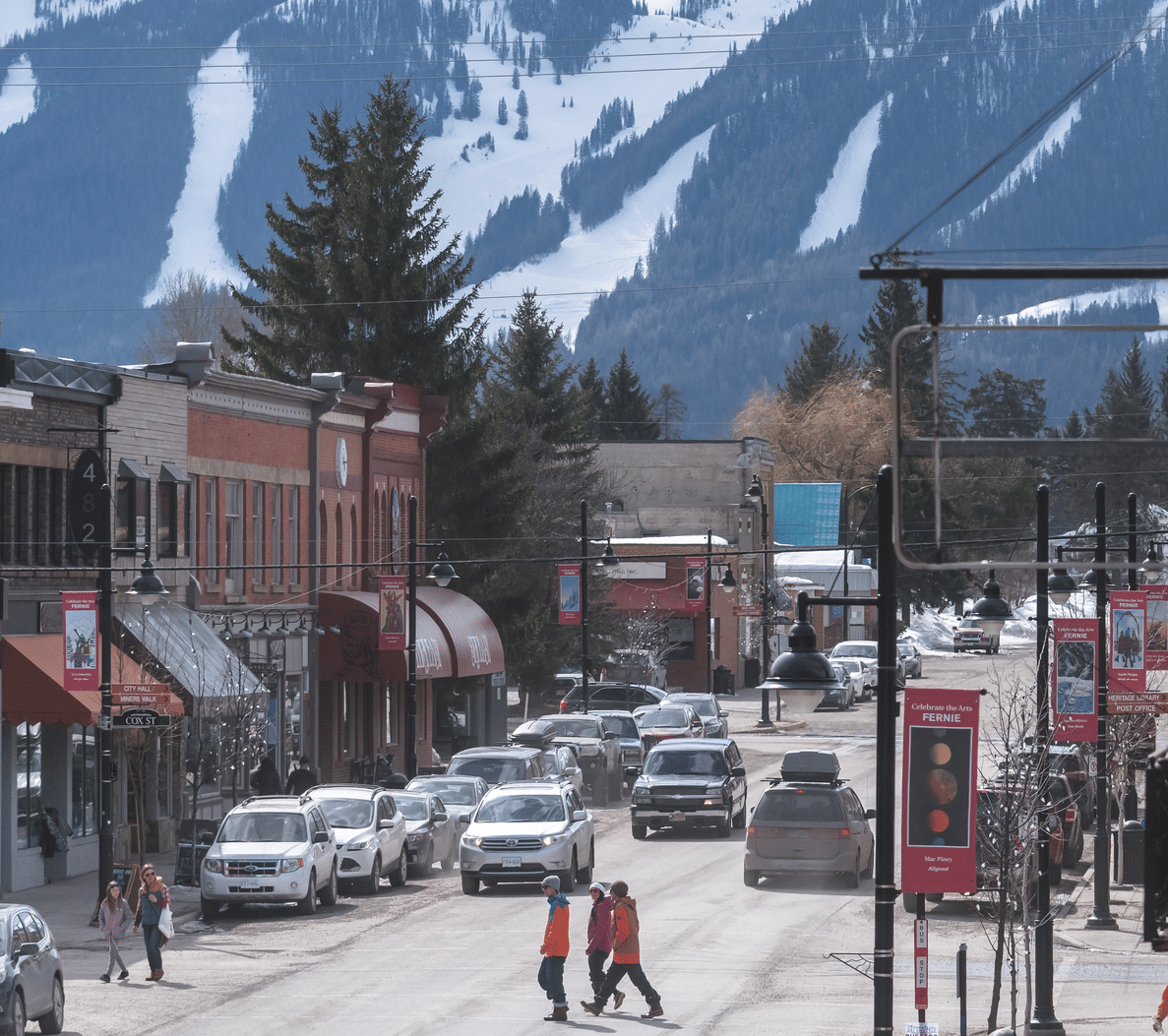 property management in fernie