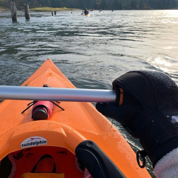 harrison hot springs kayaking