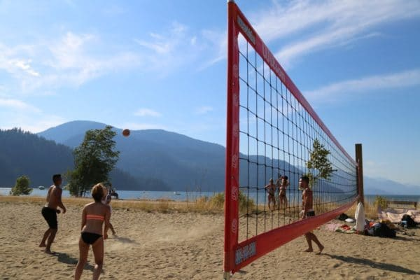 harrison hot springs volleyball