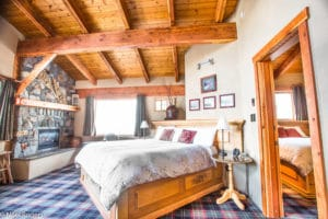 Airbnb property management in Canmore