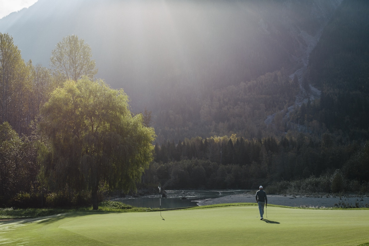 Best Golf Whistler