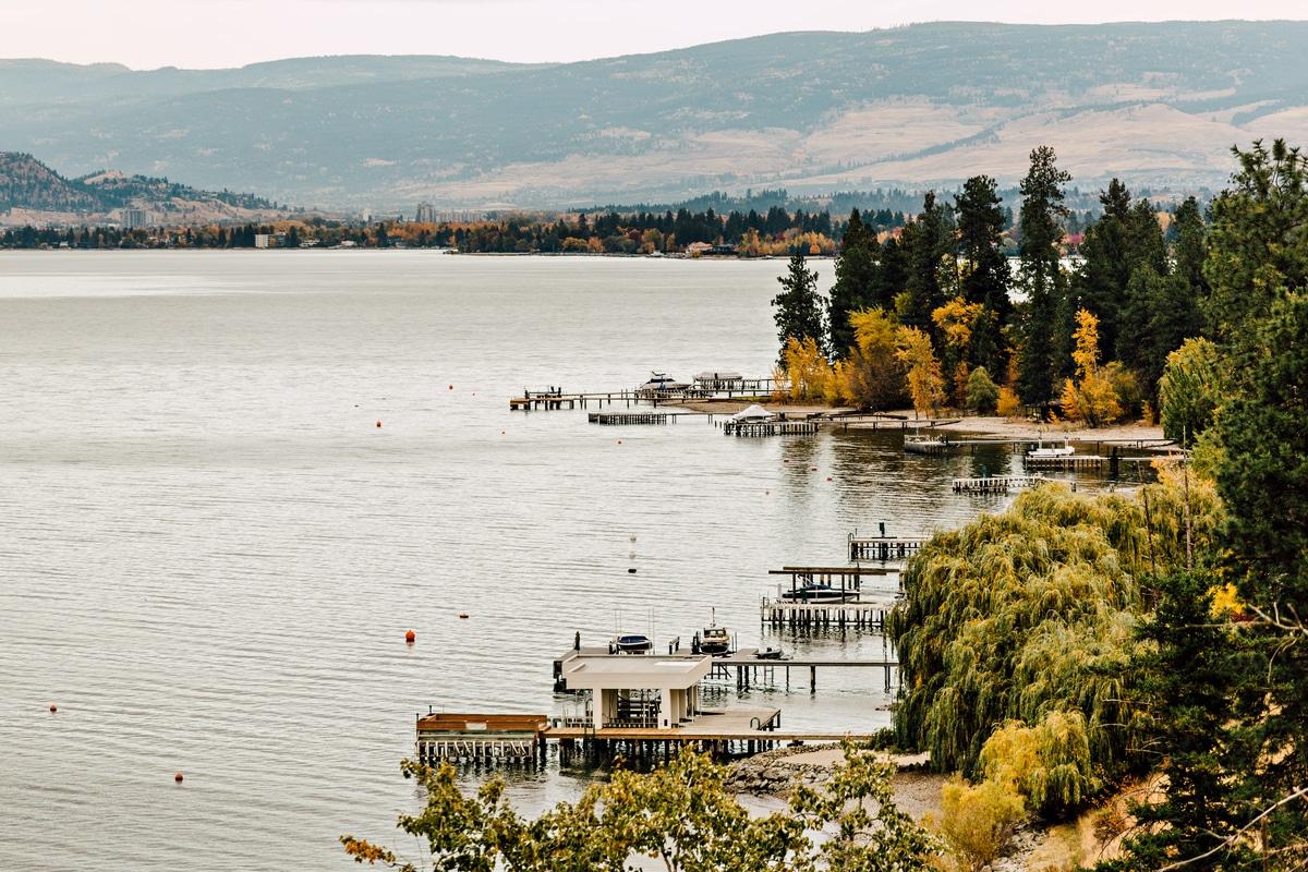 Kelowna, Okanagan Lake