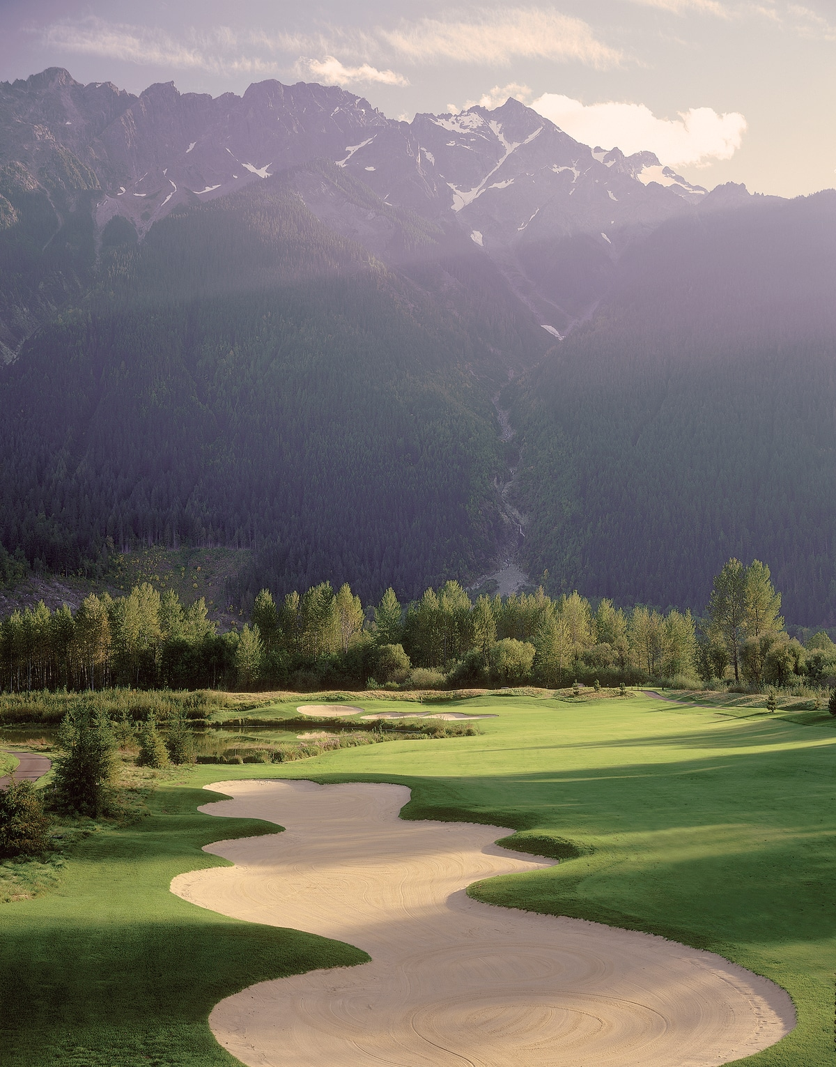 Golf Courses in Whistler