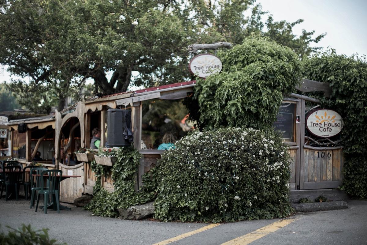 Salt Spring Tree House Cafe
