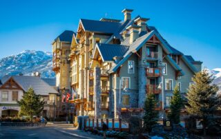 buying property in whistler