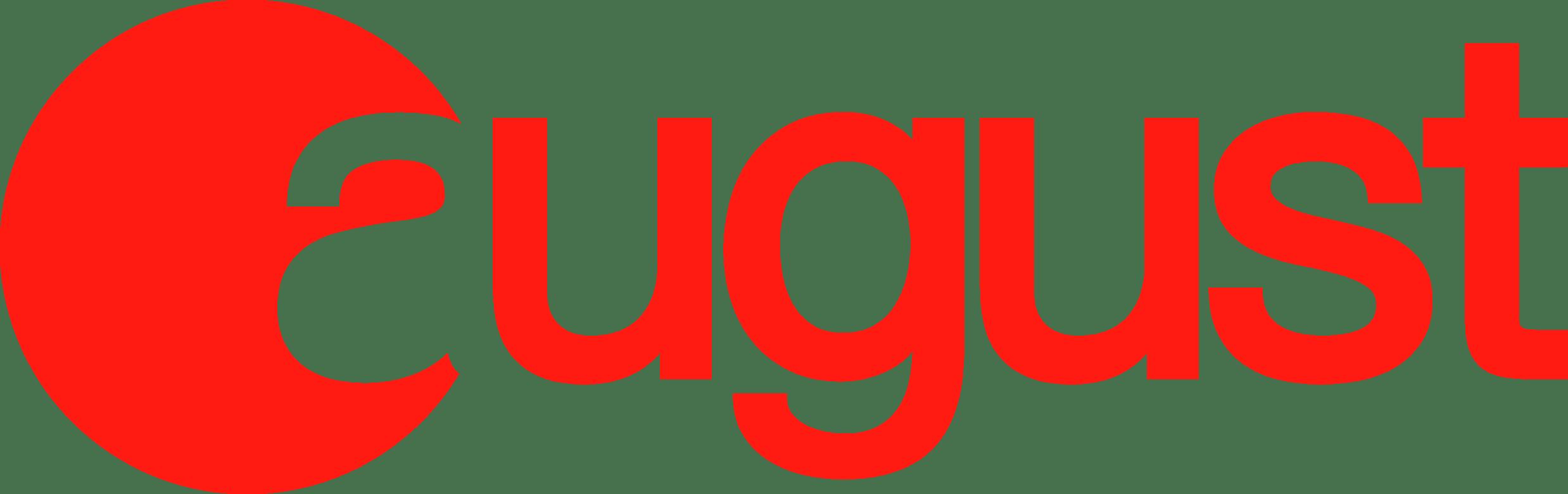 August Lock logo