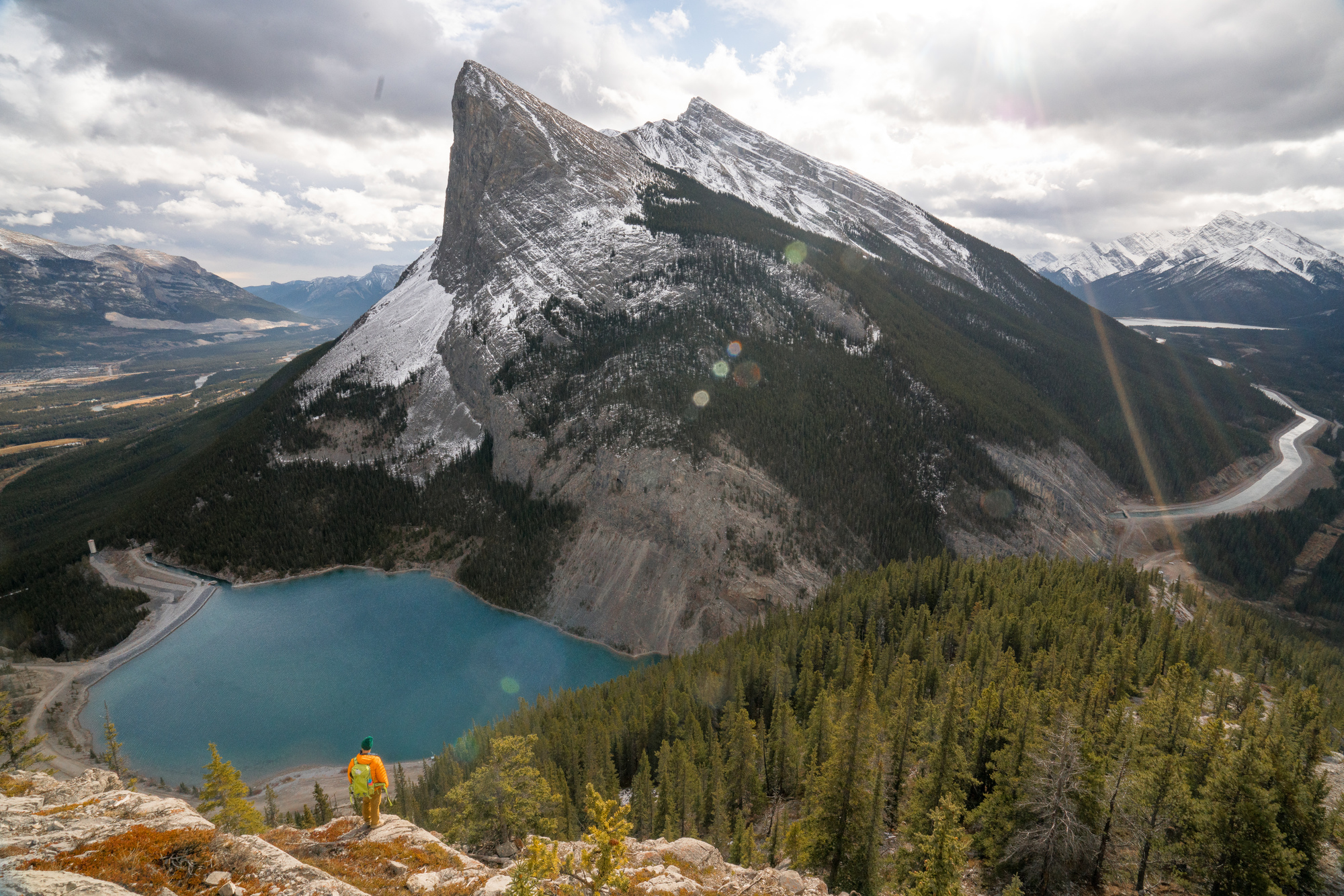 Rundle Hike, Canmore
